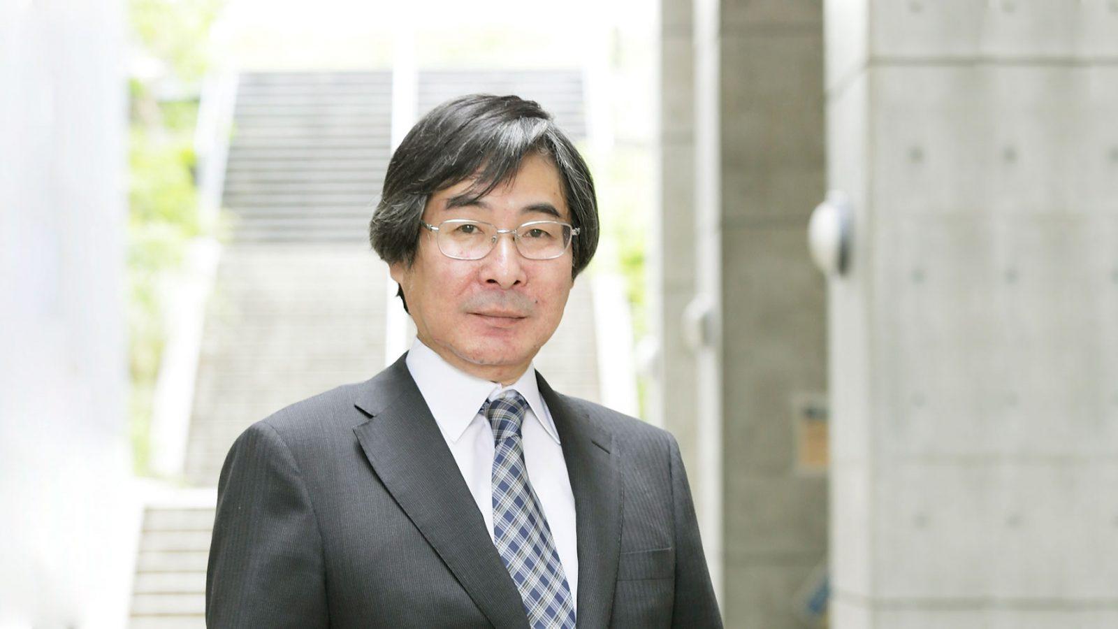 Murakami-sensei-OSIPP-professor