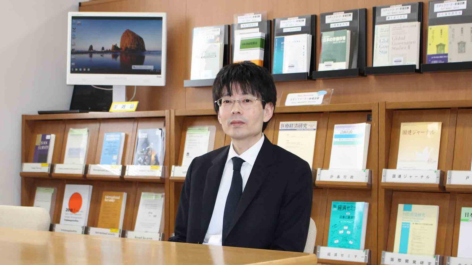SAIRENJI-Takayuki-OSIPP-sensei