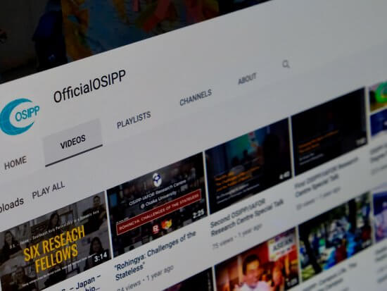 OSIPP-videos-Osaka-University