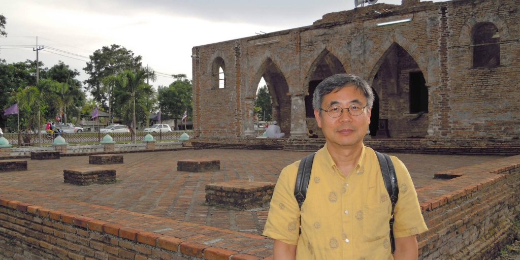 OSIPP professor Matsuno