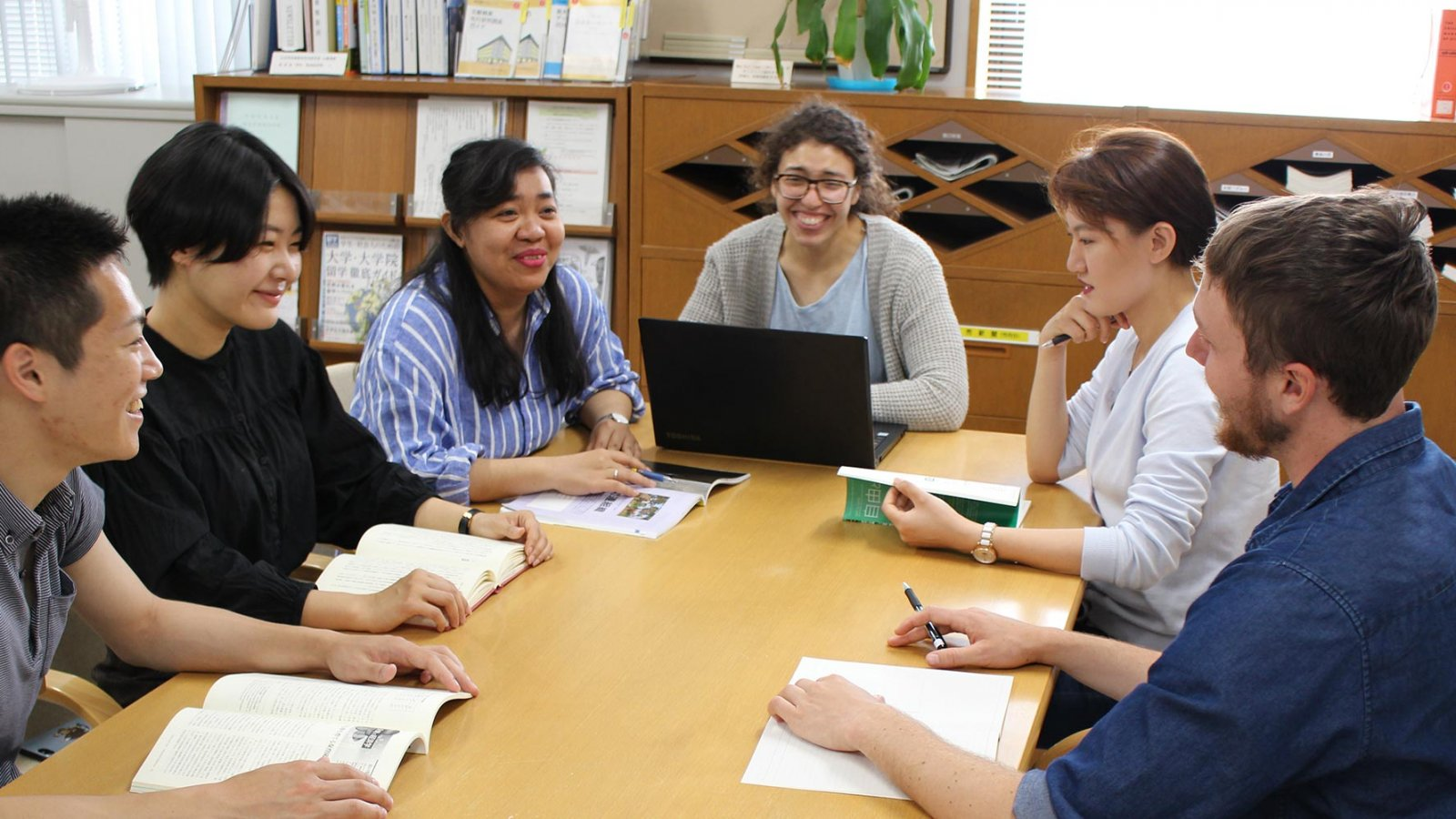 OSIPP-Library-Student-study-group