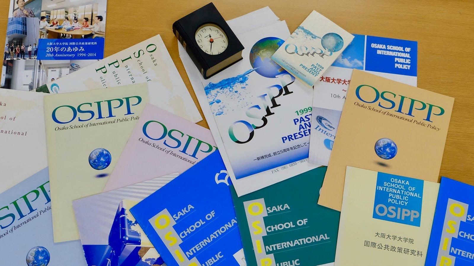 OSIPP-History