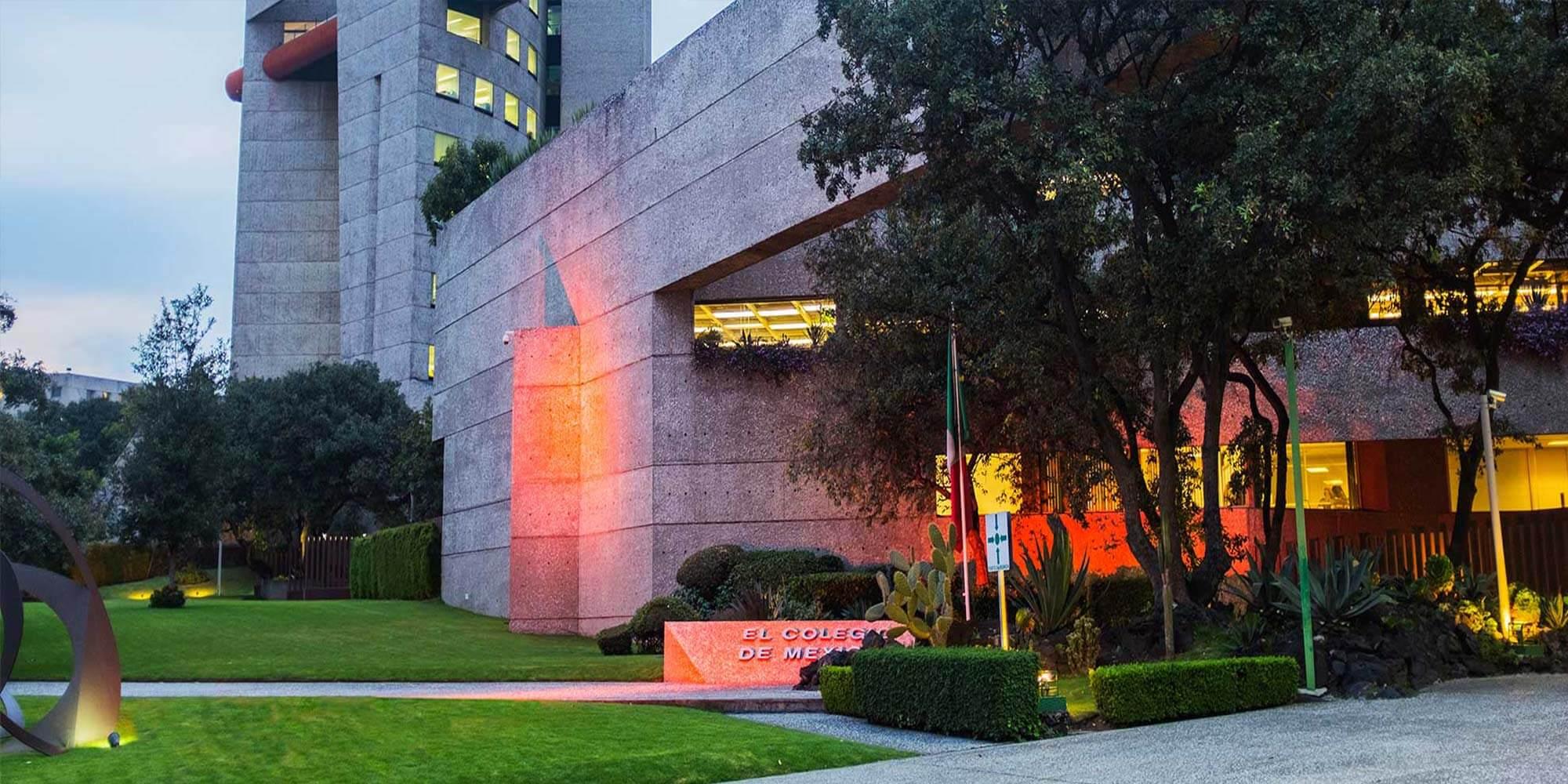 OSIPP El Colegio de México, A. C. (Colmex)