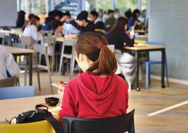 Kasane Cafeteria, Toyonaka Campus