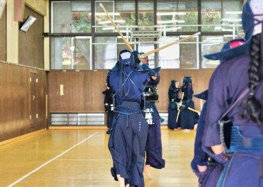 Kendo Dojo, Osaka University