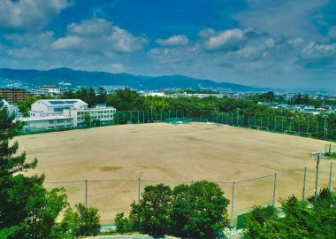 Sport ground, Toyonaka Campus